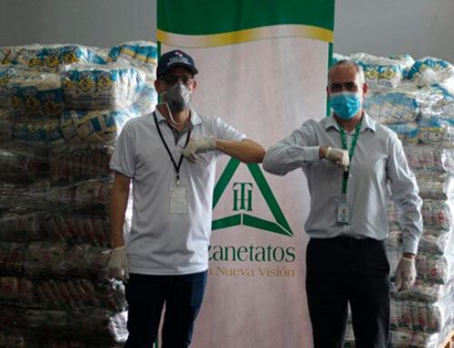 Tzanetatos, se une al plan Panamá solidario