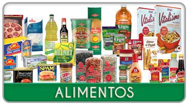 Categoría de Alimentos